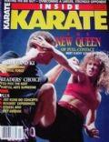 Inside Karate Magazine [United States] (April 1991)