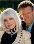 Randy Travis and Elizabeth Hatcher-Travis