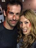 Matt Mullins and Alicia Vela-Bailey