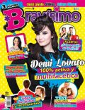 Demi Lovato on the cover of Bravisimo (Venezuela) - August 2013