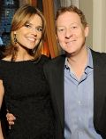 Savannah Guthrie and Michael Feldman (consultant)