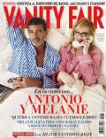Antonio Banderas, Antonio Banderas and Melanie Griffith, Melanie Griffith on the cover of Vanity Fair (Spain) - September 2011