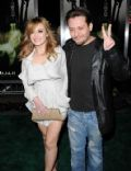 Edward Furlong and Monica Keena