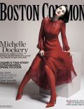 Michelle Dockery on the cover of Boston Common (United States) - November 2013