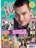 Nicholas Hoult on the cover of Tu (Mexico) - March 2013