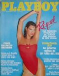 Raquel Welch on the cover of Playboy (Spain) - December 1979
