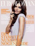 Helena Christensen on the cover of Eurowoman (Denmark) - March 2012