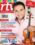 Szines Rtv Magazine [Hungary] (10 October 2011)