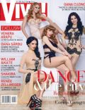 Corina Bud, Corina Caragea, Roxana Ionescu on the cover of Viva (Romania) - May 2011