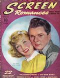 Screen Romances Magazine [United States] (August 1940)