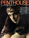 on the cover of Penthouse (United States) - June 1970