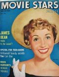 Jane Powell on the cover of Movie Stars (United States) - July 1955
