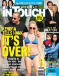Hank Baskett, Jake Gyllenhaal, Jennifer Aniston, Kendra Wilkinson, Sandra Bullock on the cover of In Touch Weekly (United States) - February 2011