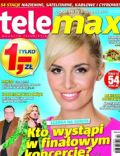 Agnieszka Popielewicz on the cover of Tele Max (Poland) - June 2011