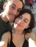 Adam Johan (Musical Artist) and Erin Sanders