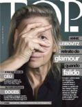 Annie Leibovitz on the cover of Top (Brazil) - May 2010