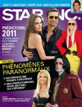 Angelina Jolie, Brad Pitt, Britney Spears, Lady Gaga, Michael Jackson on the cover of Star Inc (Canada) - January 2011