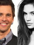 Rose Costa and James Marsden
