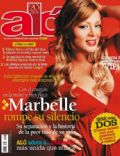 Alo Magazine [Colombia] (9 February 2008)