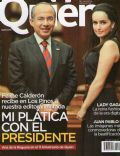 Quièn Magazine [Mexico] (15 May 2011)