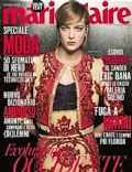 Ophelie Rupp on the cover of Marie Claire (Italy) - March 2013