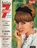 Télé 7 Jours Magazine [France] (28 April 1962)
