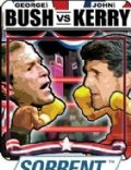 Bush vs. Kerry Boxing
