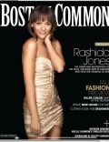 Rashida Jones on the cover of Boston Common (United States) - September 2009
