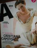 anna Magazine [Italy] (31 May 2007)