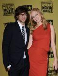 Heather Graham and Yaniv Raz