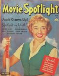 Jane Powell on the cover of Movie Spotlight (United States) - June 1951