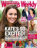 Woman's Weekly Magazine [New Zealand] (2 April 2012)