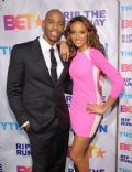 Selita Ebanks and Mehcad Brooks