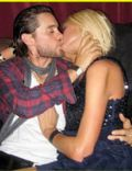 Jared Leto and Paris Hilton