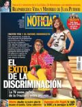 Brenda Asnicar, Laura Esquivel on the cover of Noticias Sabado (Argentina) - May 2008