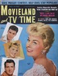 Doris Day on the cover of Movieland (United States) - April 1959