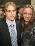 Luka Modric and Vanja Bosnic
