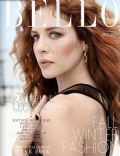 Rachelle Lefevre on the cover of Bello Magazine (United States) - September 2013