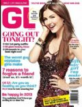 Victoria Justice on the cover of Girls Life (United States) - January 2013