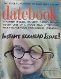 Marta Kristen on the cover of Datebook (United States) - May 1963