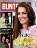 Bunte Magazine [Germany] (22 June 2011)