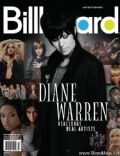 Diane Warren on the cover of Billboard (United States) - October 2011
