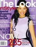 Lucy Liu on the cover of Instyle Makeover (United States) - September 2003
