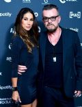 Billy Duffy and Leilani Dowding