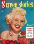 Betty Grable on the cover of Screen Stories (United States) - May 1950