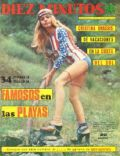 Diez Minutos Magazine [Spain] (11 August 1973)