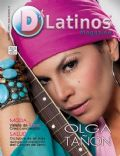 D'latinos Magazine [Mexico] (October 2009)