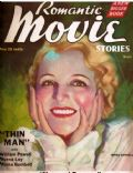 Minna Gombell on the cover of Romantic Movie Stories (United States) - September 1934