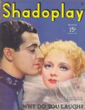 Evelyn Laye on the cover of Shadoplay Magazine (United States) - March 1935