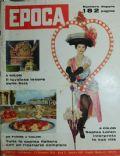 Epoca Magazine [Italy] (13 December 1959)